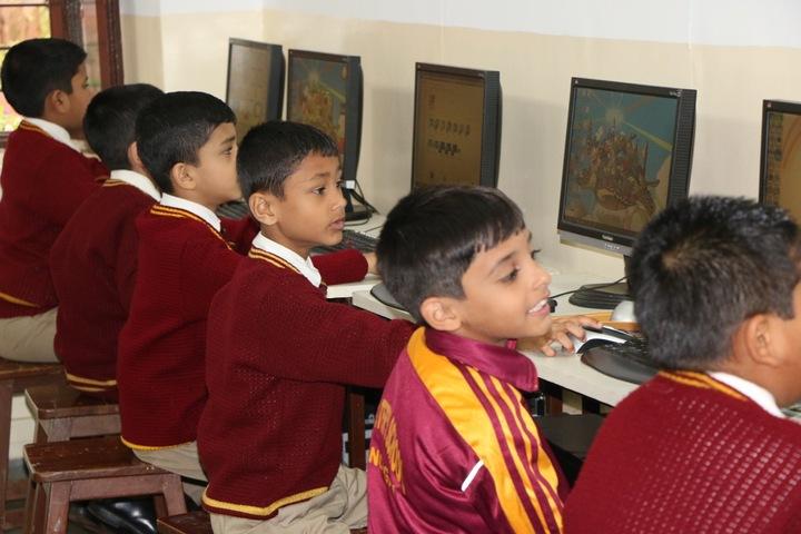 St Peters School-Computer Lab