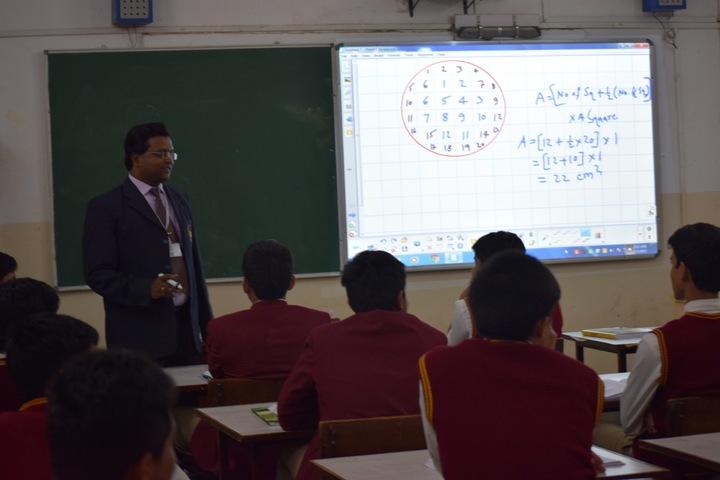 St Peters School-Digital Classroom