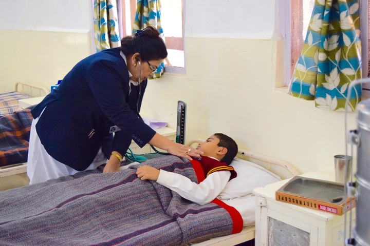 St Peters School-Medical Check Up
