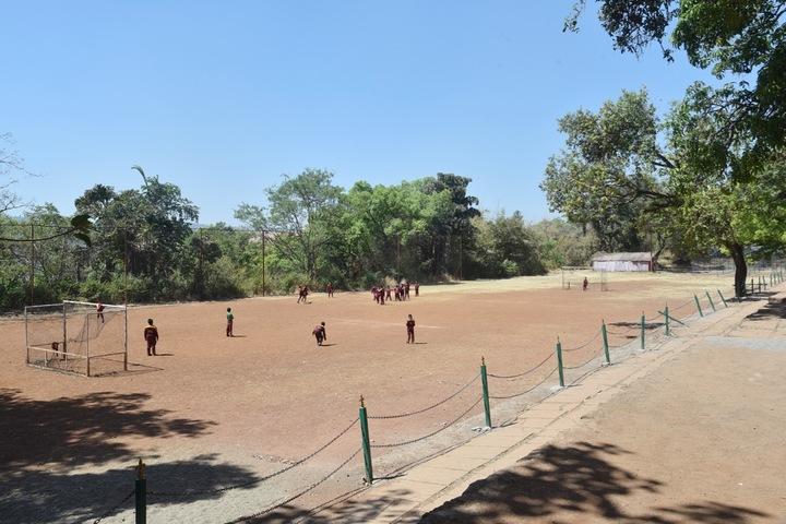 St Peters School-Play Ground