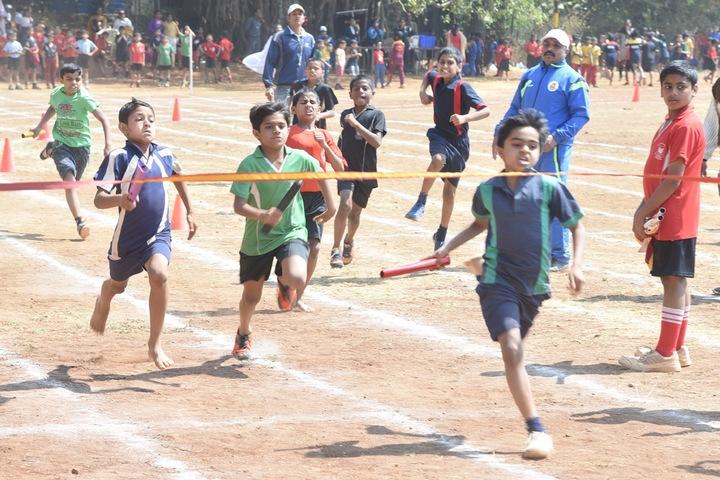 St Peters School-Running