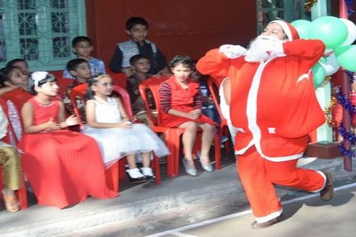 Kimmins High School-Christmas Celebration