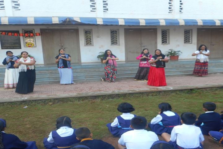 Hutchings High School and Junior College-Cultural Event