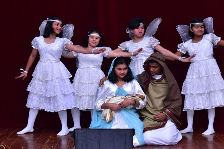 Hutchings High School and Junior College-Drama