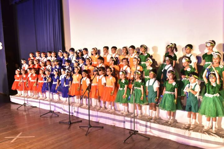 Hutchings High School and Junior College-Singing