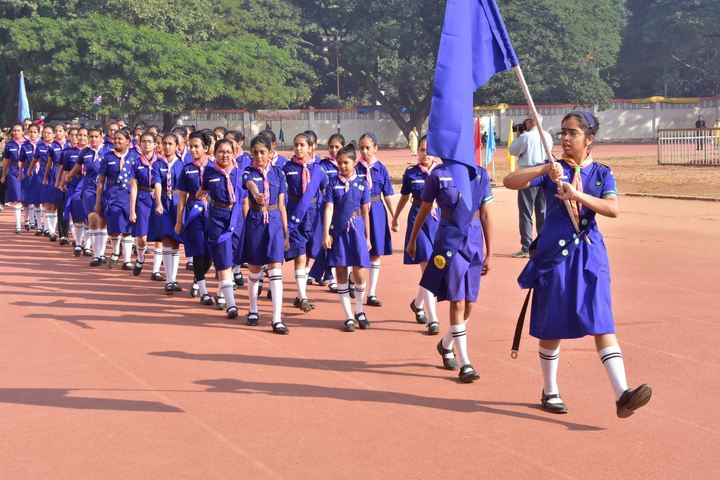 Hutchings High School and Junior College-Sports day