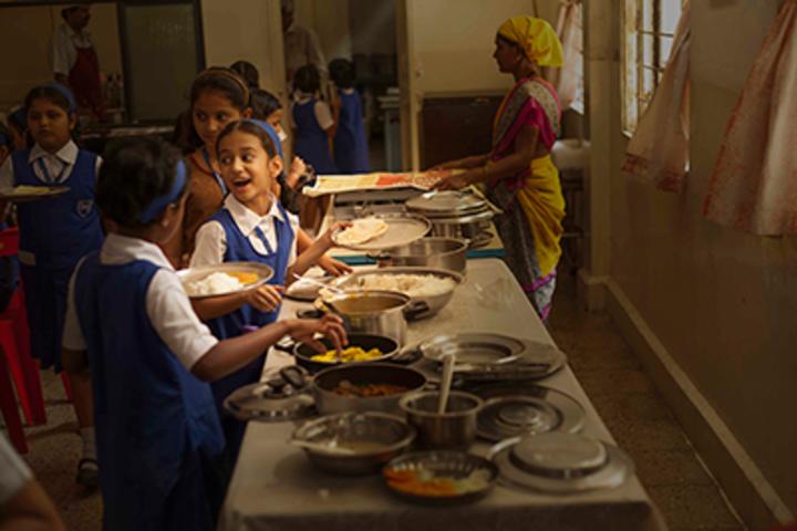 St Marys School-Cafeteria