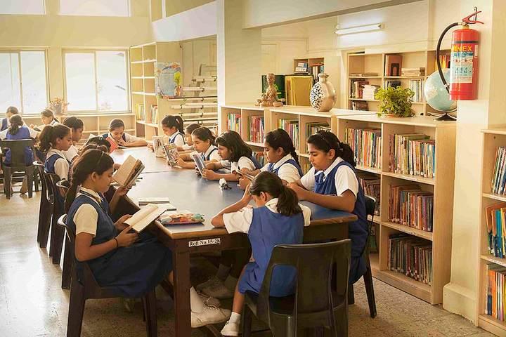 St Marys School-Library