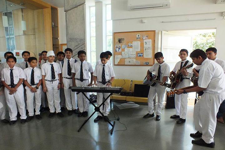 St Marys School-Music