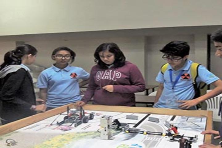 St Marys School-Robotics Lab
