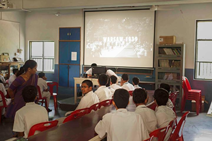 St Marys School-Smart Class