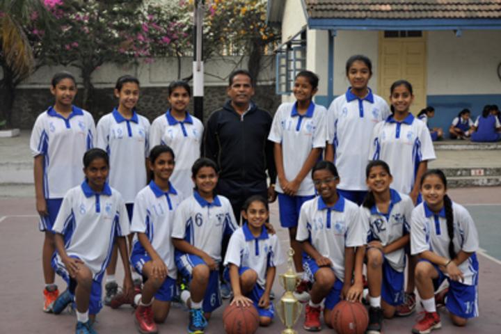 St Marys School-Sports Team