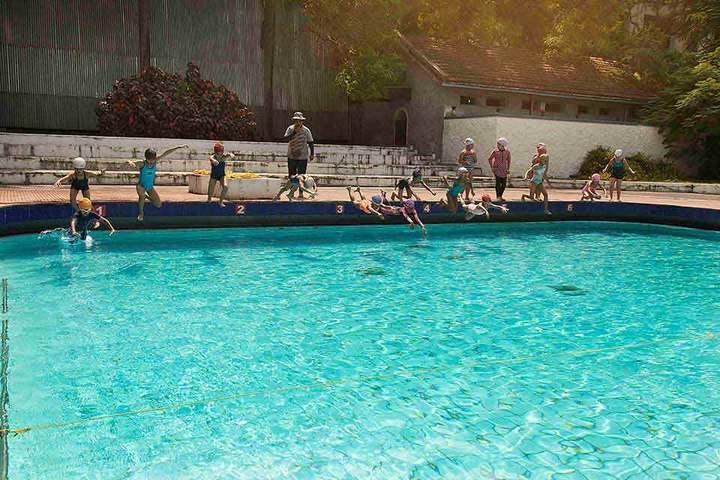 St Marys School-Swimming Pool
