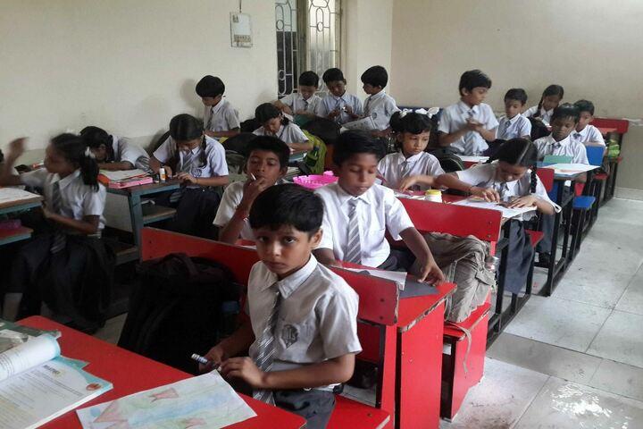 Davara International School-Classroom