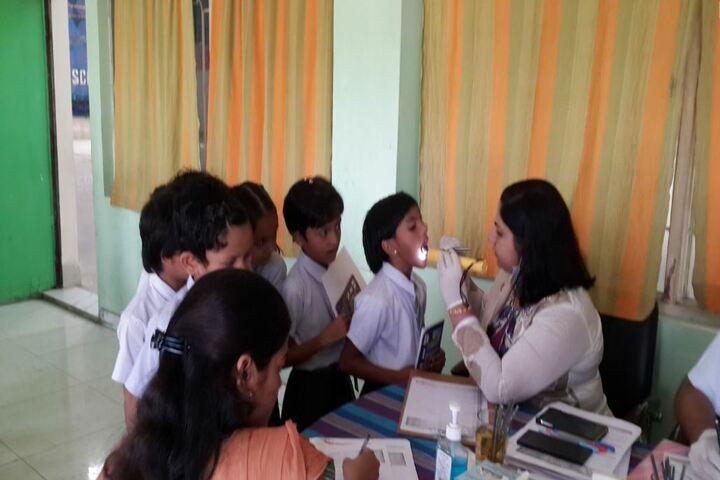 Davara International School-Health Checkup