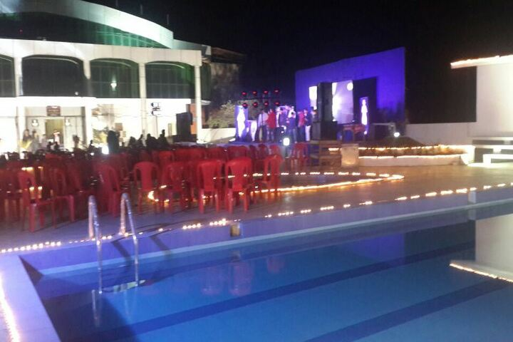 Davara International School-Swimming Pool