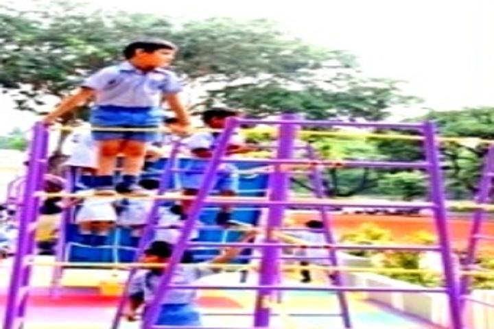 Vidya Pratishthans  Vinod Kumar Gujar Bal Vikas Mandir-Play Ground