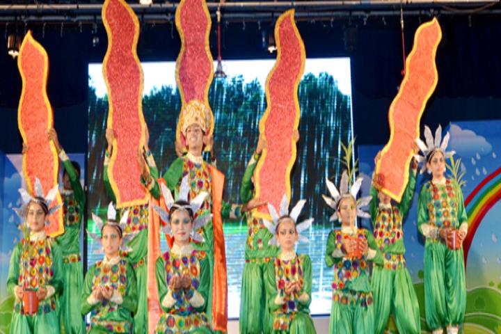 Vidya Pratishthans  Vinod Kumar Gujar Bal Vikas Mandir-Skit