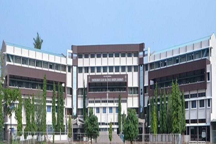 Vidya Pratishthans Vinod Kumar Gujar Bal Vikas Mandir-Campus