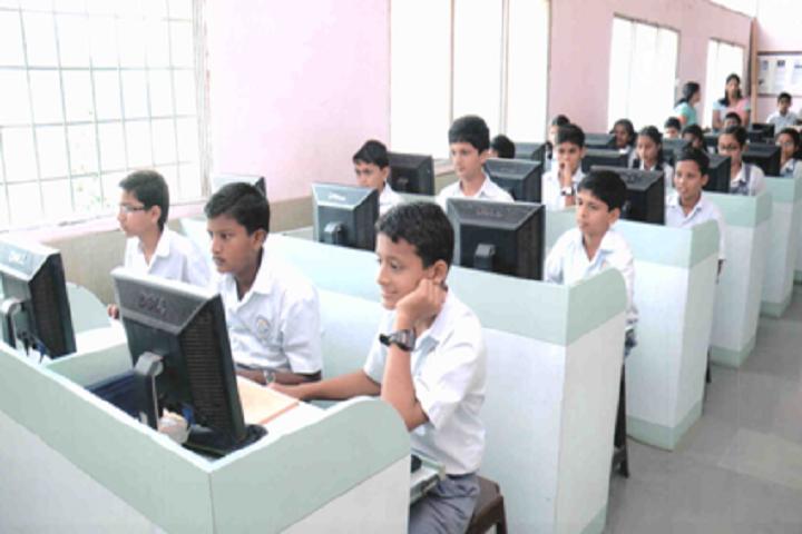 Vidya Pratishthans Vinod Kumar Gujar Bal Vikas Mandir-Computer Lab
