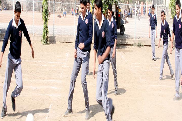Vidya Pratishthans Vinod Kumar Gujar Bal Vikas Mandir-Foot Ball