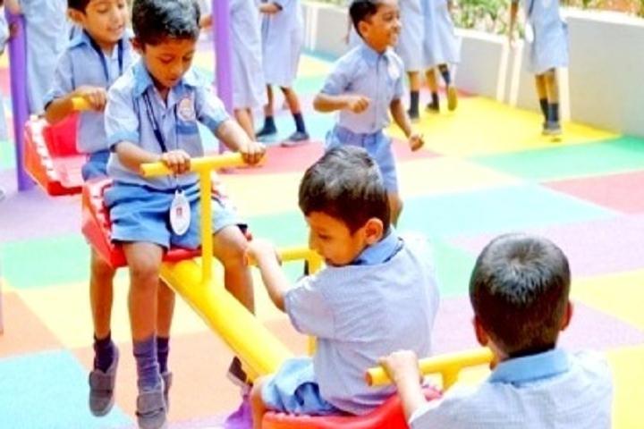 Vidya Pratishthans Vinod Kumar Gujar Bal Vikas Mandir-Kids Park