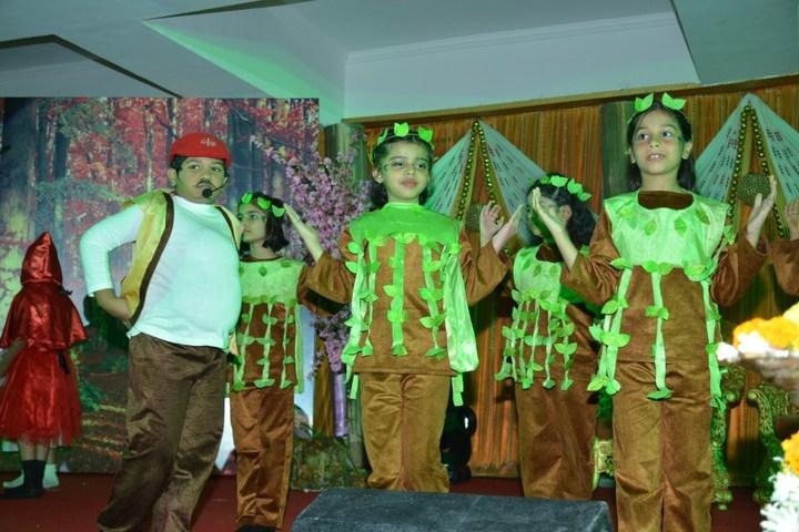 Smt Lilavatibai Podar High School-Annual day