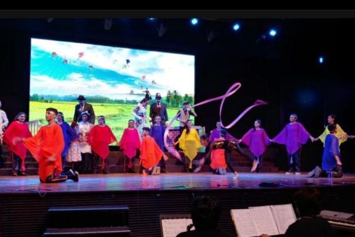 Smt Lilavatibai Podar High School-Dance