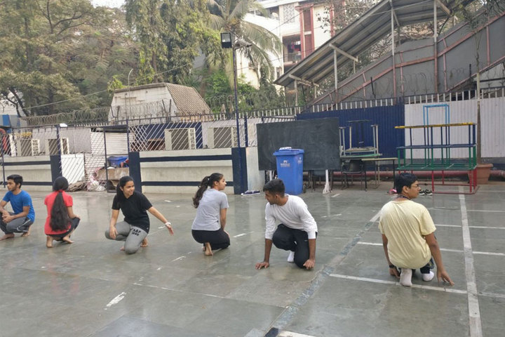 Smt Lilavatibai Podar High School-Games