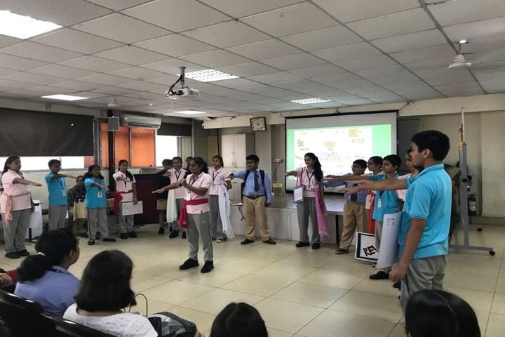 Smt Lilavatibai Podar High School-Prayer