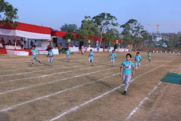 Smt Lilavatibai Podar High School-Running