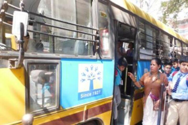 Smt Lilavatibai Podar High School-Transport