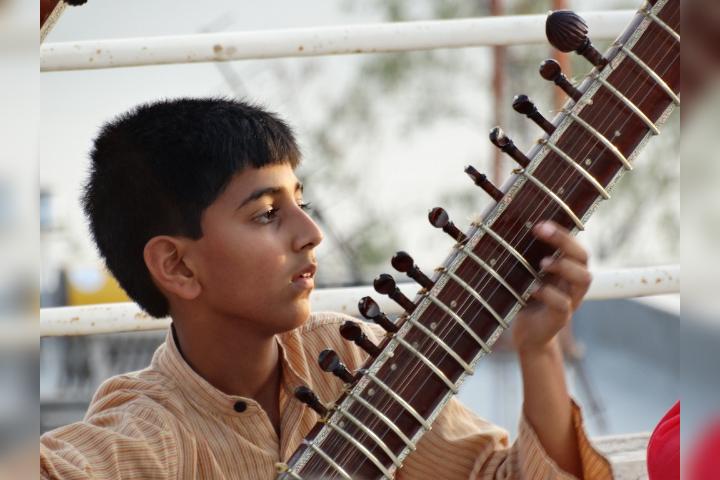 Music Activity in the School