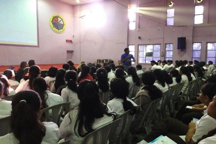 Smt. Sulochanadevi Singhania School-Conference Room