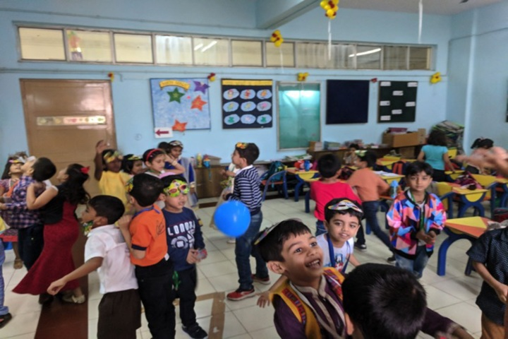 Smt. Sulochanadevi Singhania School-Celebration Day