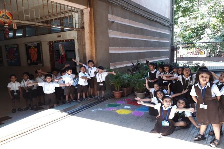 Smt. Sulochanadevi Singhania School-Fun Moments