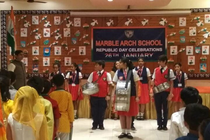 Marble Arch School-Music Band
