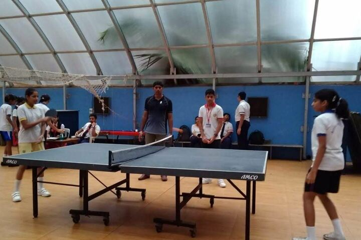 Marble Arch School-Table Tennis