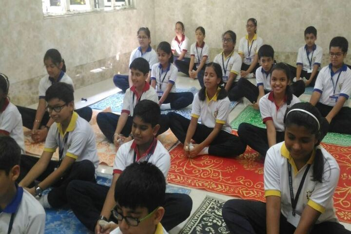 Marble Arch School-Yoga