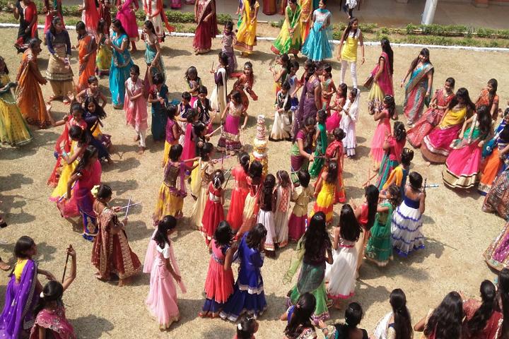 Davara International School-Cultural Dance