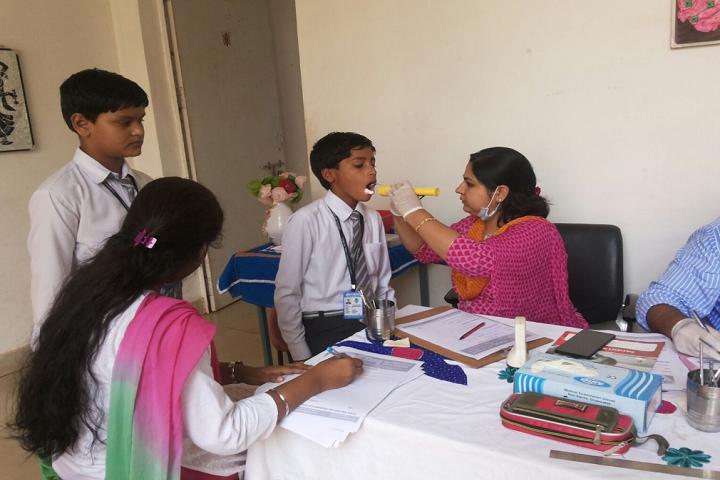 Davara International School-Medical