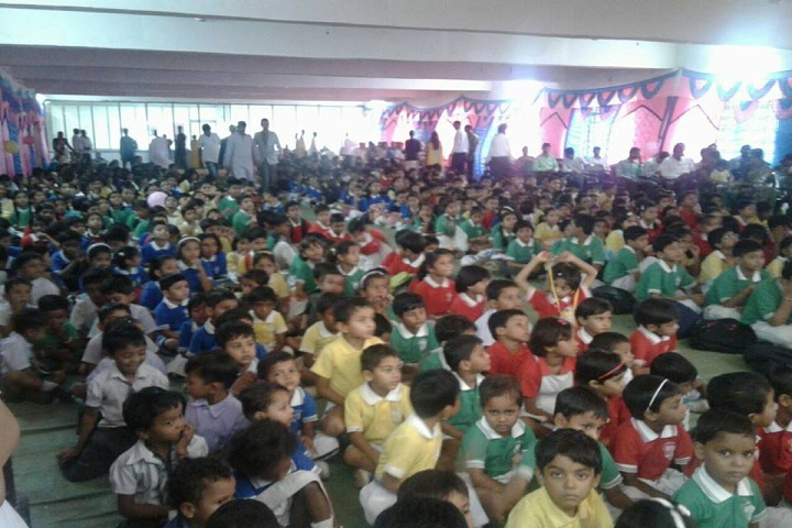 Davara International School-Hall