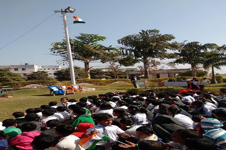 Davara International School-Republic Day