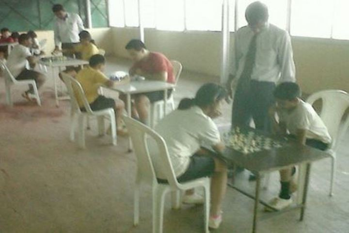Codesh School-Chess