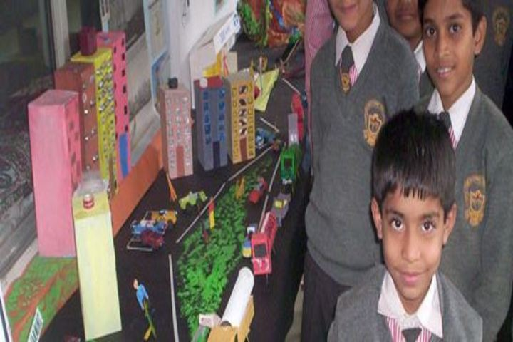 Codesh School-Exhibition