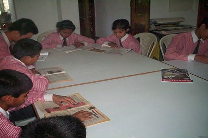 Codesh School-Library