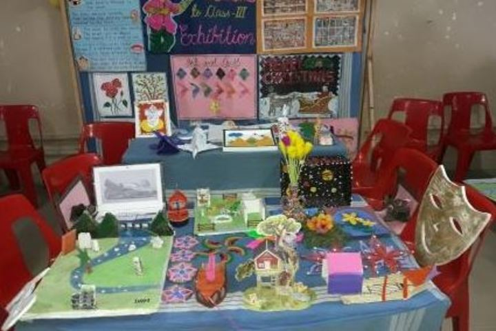 Shalom International School-Exhibition