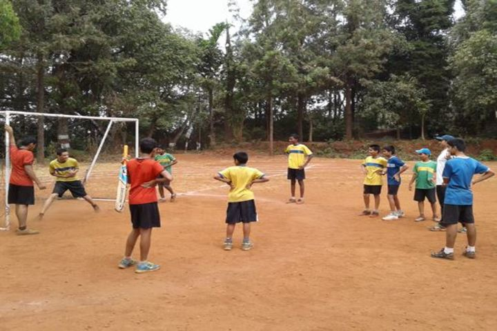 Shalom International School-Sports