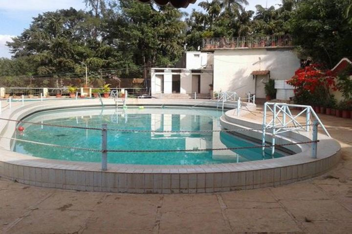 Shalom International School-Swimming Pool
