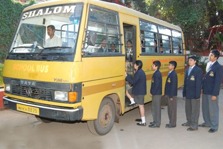 Shalom International School-Transport